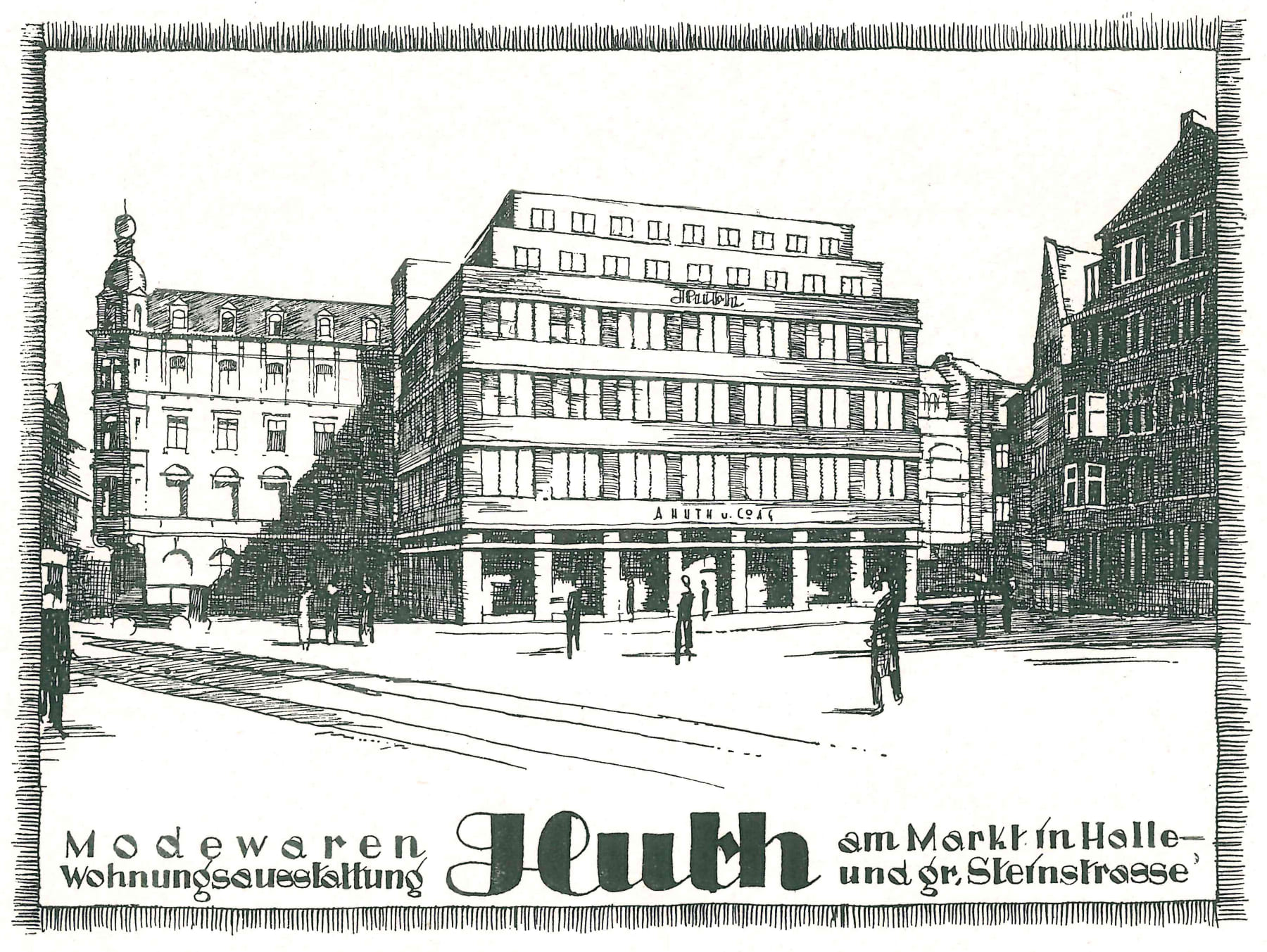 Department store Huth