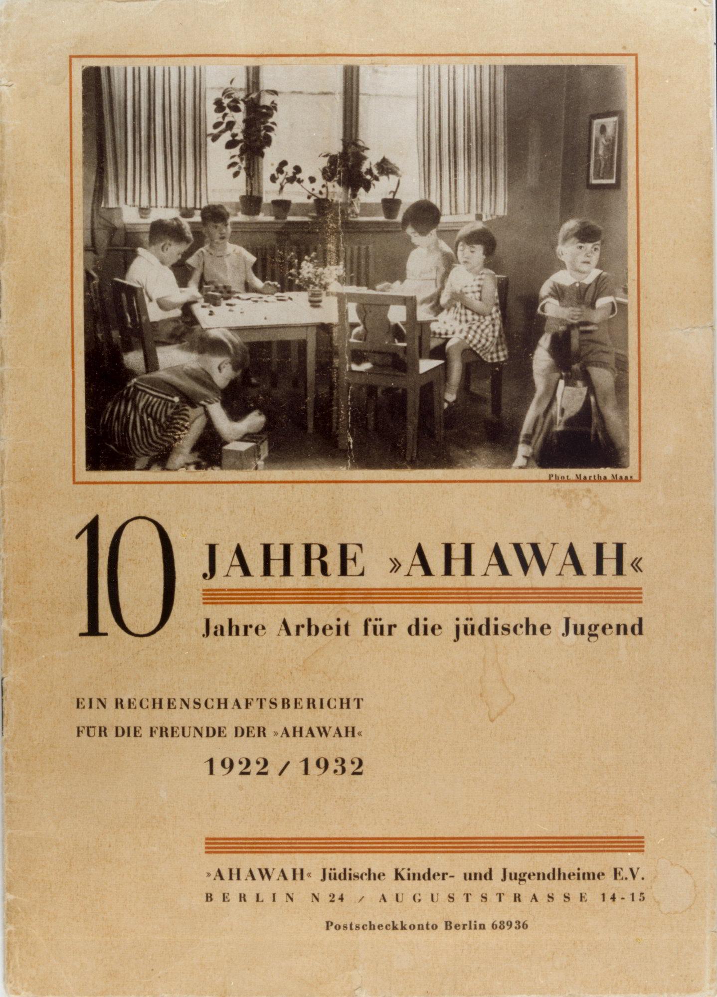 10 years Ahawah