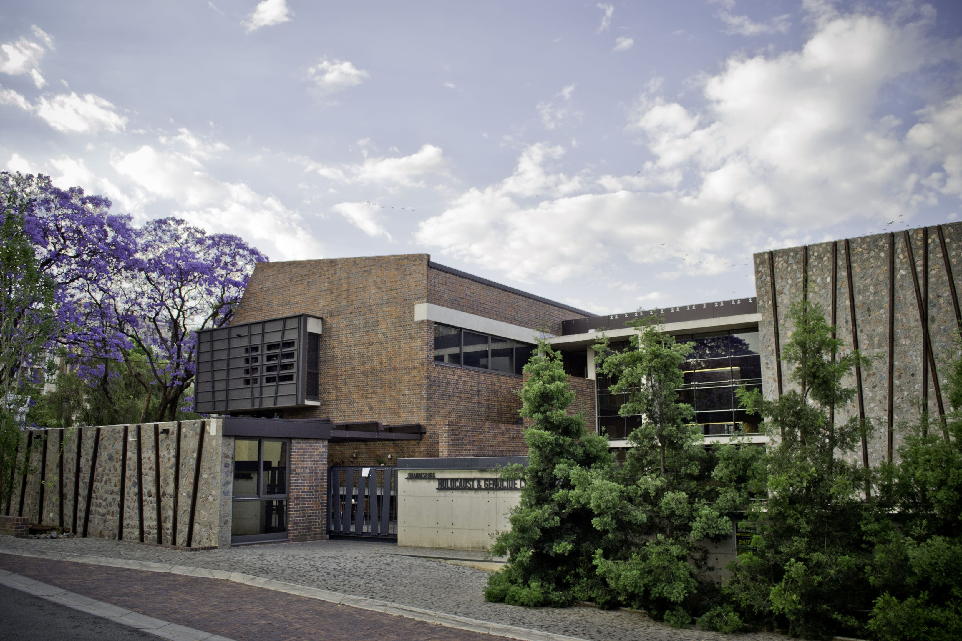 The Johannesburg Holocaust and Genocide Centre
