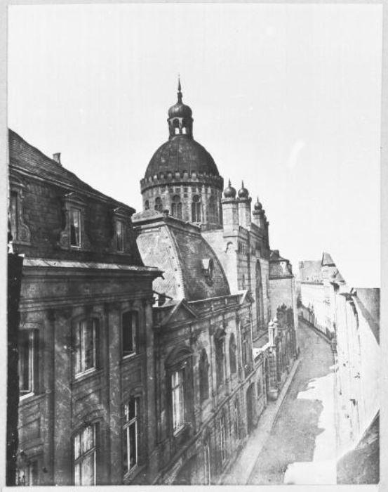Synagogue Glockengasse
