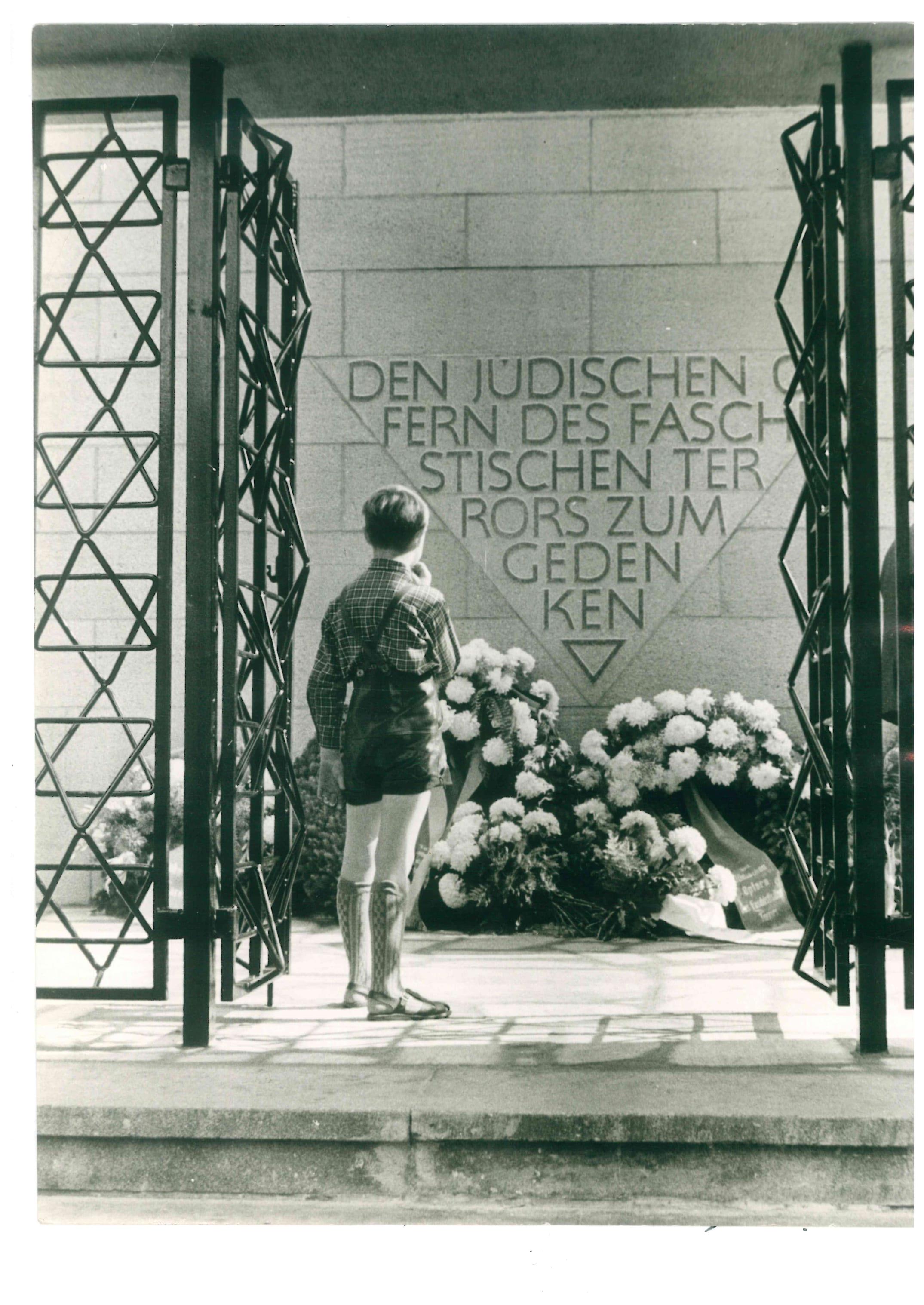 Jewish memorial 1965