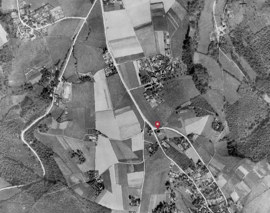 Aerial photograph Pfaffenberger Weg 190
